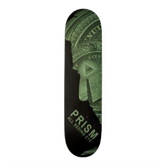PRISM - All Seeing Eye - Green Skateboard