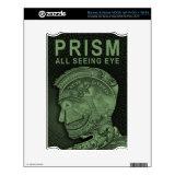 PRISM - All Seeing Eye - Green Skins For NOOK (<em>$33.95</em>)
