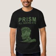 PRISM - All Seeing Eye - Green T-Shirt (<em>$29.00</em>)
