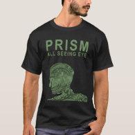 PRISM - All Seeing Eye - Green T-Shirt (<em>$25.65</em>)