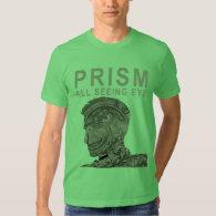 PRISM - All Seeing Eye - Green Tee Shirt (<em>$40.65</em>)