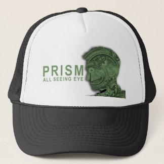 PRISM - All Seeing Eye - Green Trucker Hat