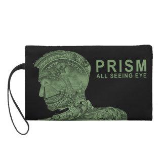 PRISM - All Seeing Eye - Green Wristlet Purse