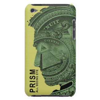 PRISM - All Seeing Eye - Lime iPod Case-Mate Case