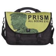 PRISM - All Seeing Eye - Lime Laptop Messenger Bag (<em>$245.00</em>)