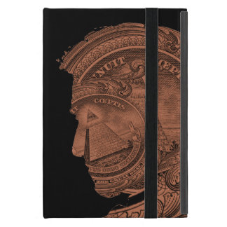 PRISM - All Seeing Eye - Orange iPad Mini Case