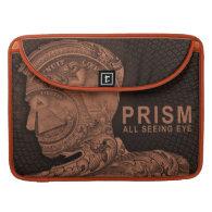 PRISM - All Seeing Eye - Orange MacBook Pro Sleeve (<em>$94.95</em>)