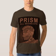PRISM - All Seeing Eye - Orange Shirt (<em>$40.65</em>)