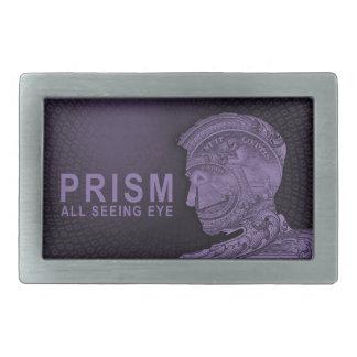 PRISM - All Seeing Eye - Purple Belt Buckle