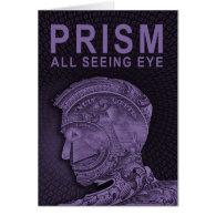 PRISM - All Seeing Eye - Purple Card (<em>$4.00</em>)