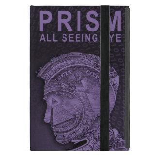 PRISM - All Seeing Eye - Purple iPad Mini Cover