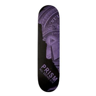 PRISM - All Seeing Eye -Purple Skateboard Deck