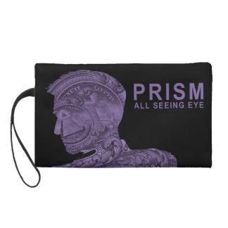 PRISM - All Seeing Eye -Purple Wristlet