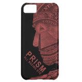 PRISM - All Seeing Eye - Red Case For iPhone 5C (<em>$33.45</em>)