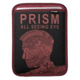PRISM - All Seeing Eye - Red iPad Sleeve (<em>$62.40</em>)