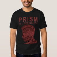 PRISM - All Seeing Eye - Red T-Shirt (<em>$29.00</em>)