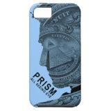 PRISM - All Seeing Eye - SkyBlue iPhone SE/5/5s Case (<em>$44.60</em>)