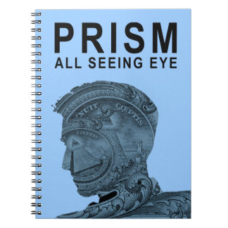 PRISM - All Seeing Eye - SkyBlue Note Books