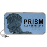 PRISM - All Seeing Eye - SkyBlue Travel Speakers (<em>$27.95</em>)