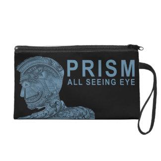 PRISM - All Seeing Eye - Slate Wristlet Purse