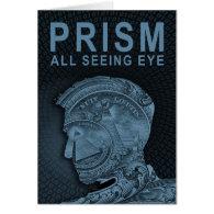 PRISM - All Seeing Eye - Slate Card (<em>$4.00</em>)
