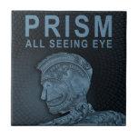 PRISM - All Seeing Eye - Slate Ceramic Tile