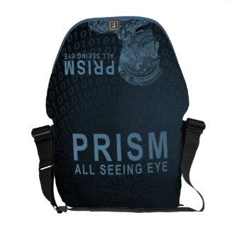 PRISM - All Seeing Eye - Slate Messenger Bag