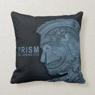 PRISM - All Seeing Eye - Slate Pillow (<em>$40.65</em>)