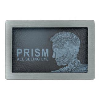 PRISM - All Seeing Eye - Slate Rectangular Belt Buckle