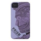 PRISM - All Seeing Eye - Violet iPhone 4 Case (<em>$40.65</em>)