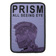 PRISM - All Seeing Eye - Violet MacBook Sleeves (<em>$81.95</em>)