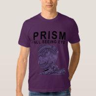 PRISM - All Seeing Eye - Violet T-Shirt (<em>$33.50</em>)