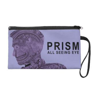 PRISM - All Seeing Eye - Violet Wristlet Purse