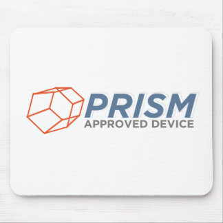 PRISM Approved Device Mouse Pad