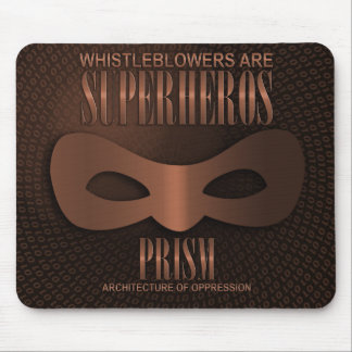 """PRISM - """"ARCHITECTURE OF OPPRESSION"""" MOUSE PAD"""