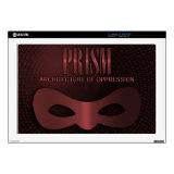 PRISM - &quot;ARCHITECTURE OF OPPRESSION&quot; DECAL FOR LAPTOP  (<em>$40.95</em>)