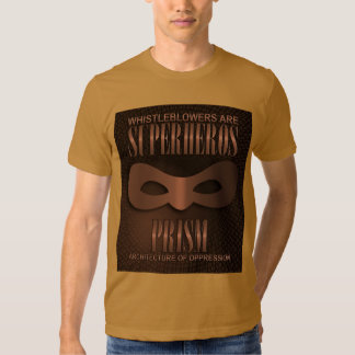 """PRISM - """"ARCHITECTURE OF OPPRESSION"""" T-SHIRTS"""