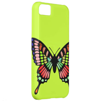 Prism Butterfly iPhone 5C Cases