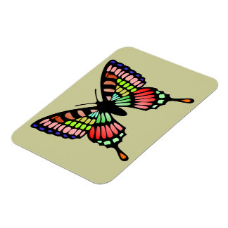 Prism Butterfly Magnet