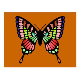 Prism Butterfly Postcard