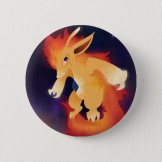 Prism Defender Pinback Button