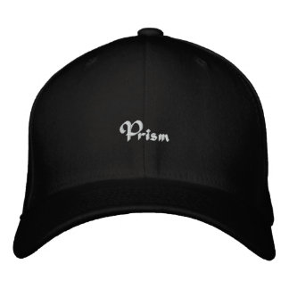 Prism Embroidered Baseball Hat