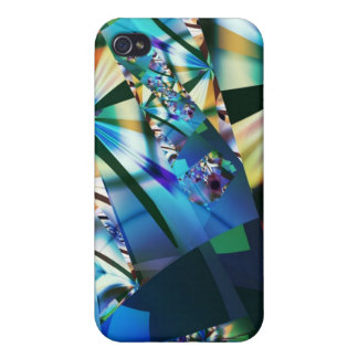 Prism Fractal iPhone Case iPhone 4/4S Cover
