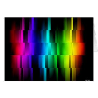 Prism Fractions Card
