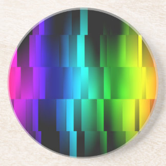 Prism Fractions Coaster