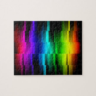 Prism Fractions Jigsaw Puzzle