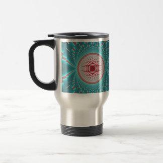 "Prism Frax ""072"" Mug"