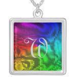 Prism Necklace - Monogram Jewelry