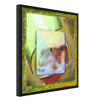 Prism over Fur Canvas Print