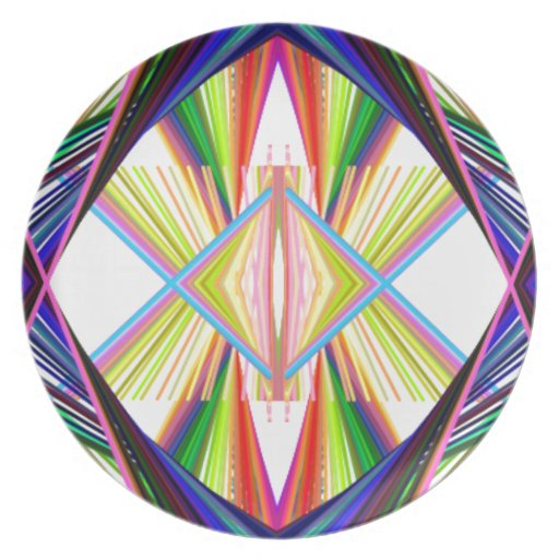 prism power party plates